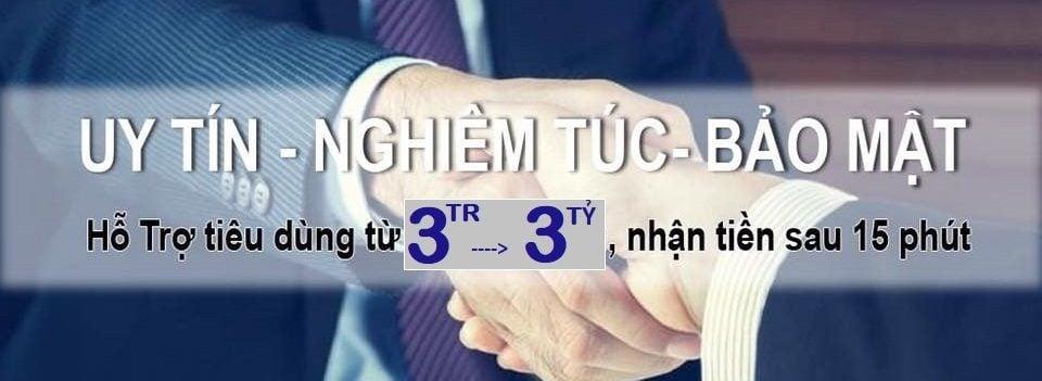 VAY TIỀN 3 MIỀN BẮC TRUNG NAM