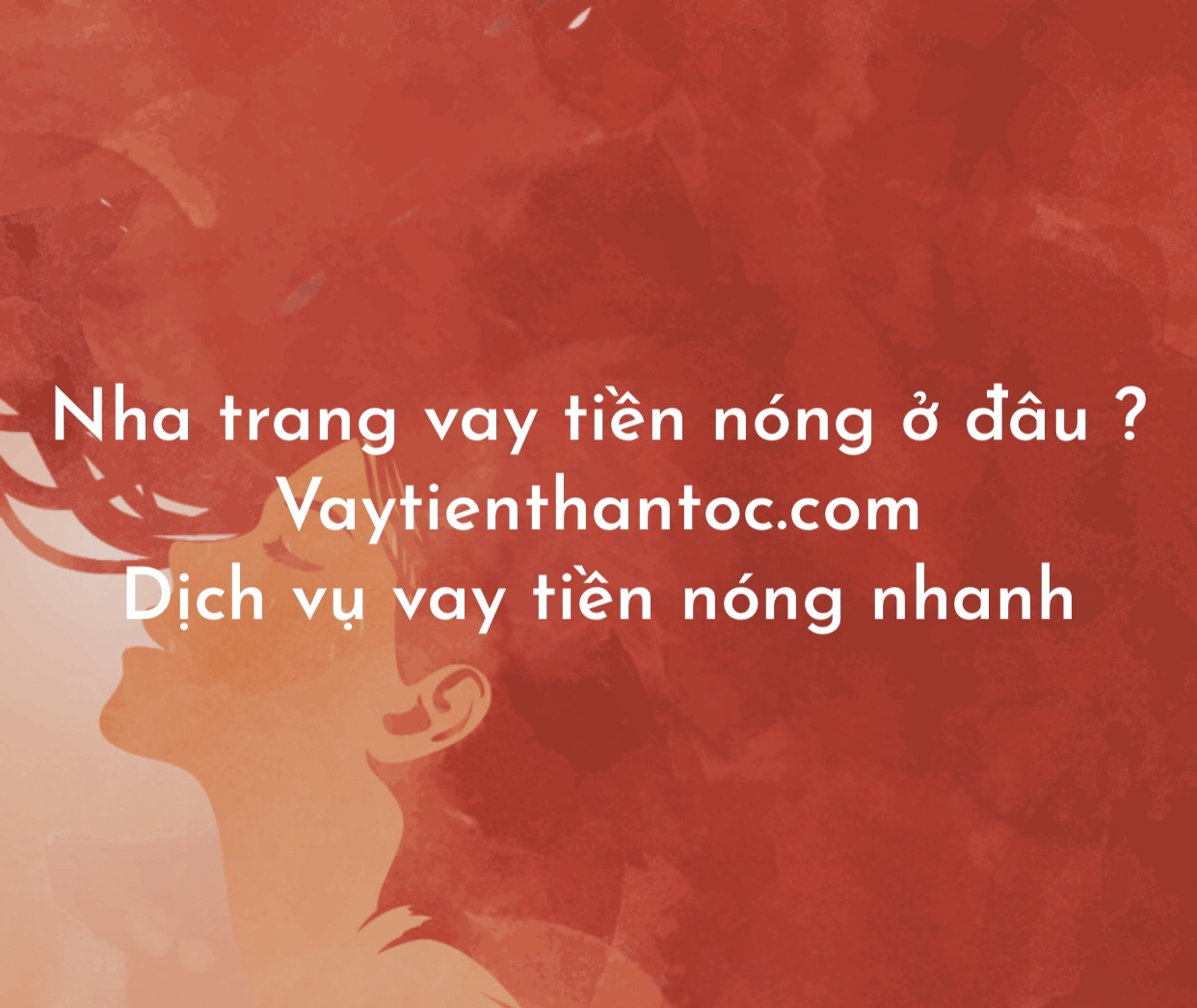 Cho vay tiền nhanh nóng gấp Nha Trang